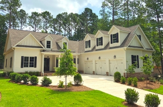 1240 Winged Foot Drive - Golf Front Homesite