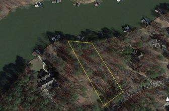 2741 Club Drive - Lakefront Homesite