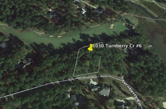 1030 Turnberry Circle - Golf Front Homesite
