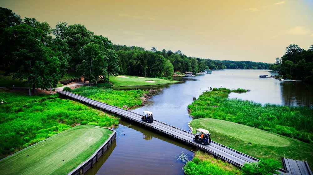 Play Golf At Harbor Club During Masters Week
