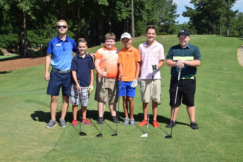 Junior Golf: Why Kids Should Play