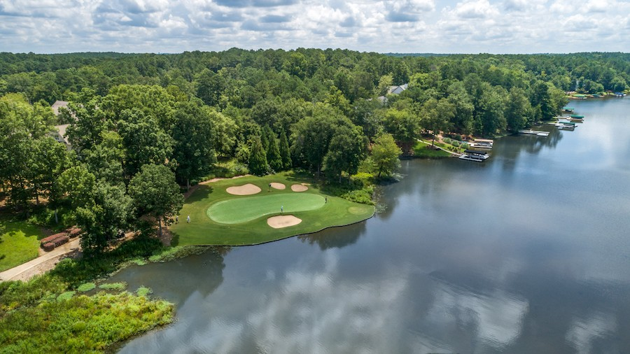 Play Harbor Club During Masters Week