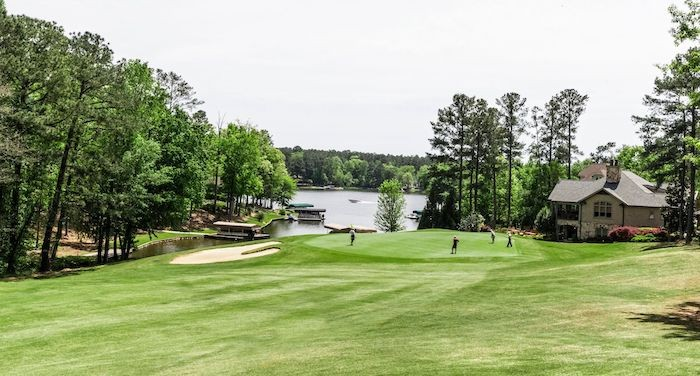 Golf Memberships in Georgia: Why Harbor Club Is Tops